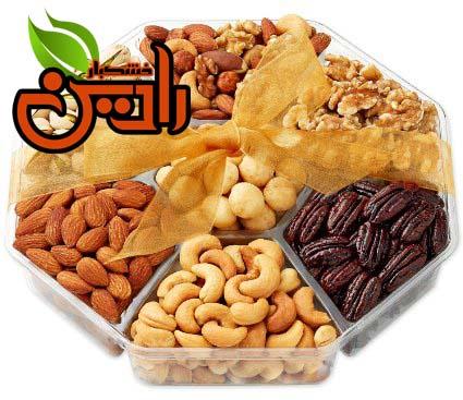 قیمت فروش انواع آجیل میوه خشک صادراتی ممکن است متغیر باشد. به همین دلیل افراد در هنگام خرید، می توانند قیمت فروش به روز انواع آجیل میوه خشک شده صادراتی را به دست آورند.