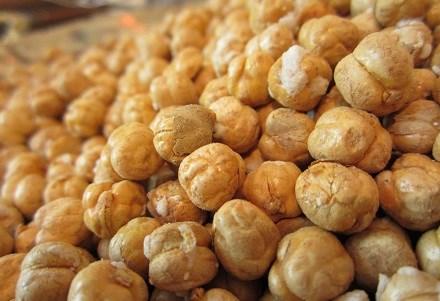 فروش عمده و ارزان آرد نخودچی