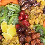 لیست قیمت عمده میوه خشک شده موز